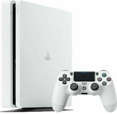 Sony PlayStation 4 - 500 GB Glacier White Console Same Day Dispatch Fast & Free