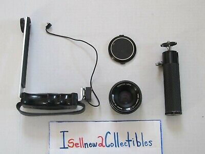 VINTAGE YASHICA DSB 50mm 1:1.9 LENS AND ACCESSORIES **** PLEASE READ ****