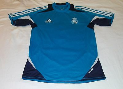 aae60db7c 2012 REAL MADRID GOALKEEPER ADIDAS SMALL IKER CASILLAS 1 ESPAñA JERSEY  CRISTIANO