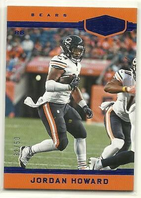 509df2ba043 JORDAN HOWARD 2018 Panini Unparalleled Victorious Astral Prizm #040 ...