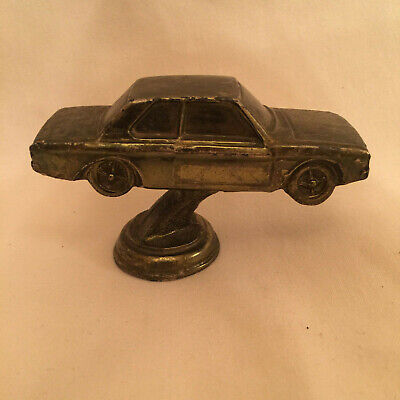 Collectible Vintage Heavy 2.04 Lbs Cast Metal Car Trophy Topper / Hood Ornament