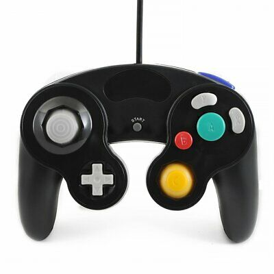 WIRED CLASSIC CONTROLLER JOYPAD GAMEPAD FOR NINTENDO GAMECUBE Wii