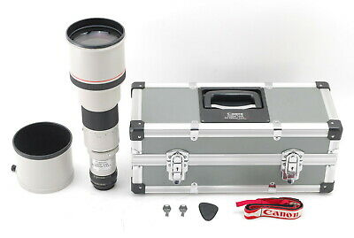 【N MINT】 Canon New FD 500mm f/4.5L Lens Hood From JAPAN