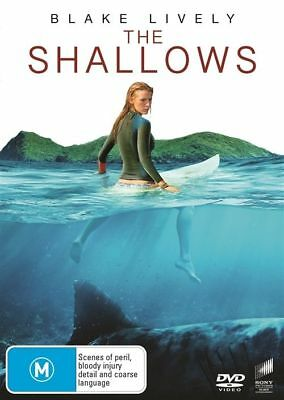 The Shallows DVD : NEW