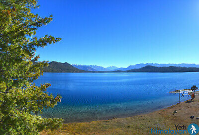 "Photo, wallpaper digital picture free worldwide email delivery, ""Rara Lake"""