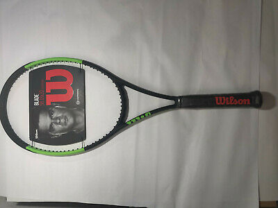 NEW WILSON BLADE SW104 Autograph Countervail 2018/2019 4 3/8 Tennis