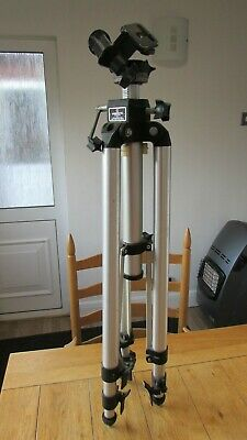 Vintage Manfrotto Tripod - Heavy Duty For Studio Photography  GWO - USED