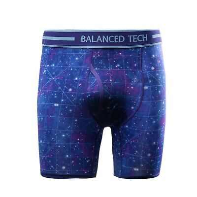 Balance Tech Performance Boxer Brief  with FLY Underwear Men's - size M, L, XL