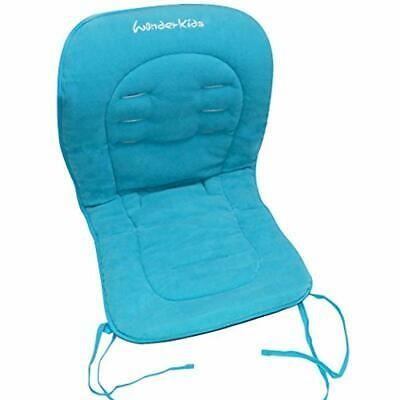 Asunflower Baby High Chair Cushion Pad, Soft Cotton Infant Stroller Seat Cover