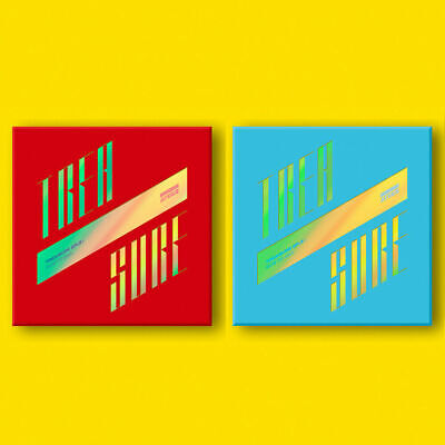 Ateez-[Treasure Ep.3:One To All] 3rd Mini (2Ver SET) CD+Poster/On+Book+Card+etc