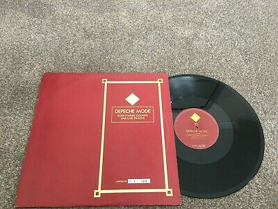 """Depeche Mode-Everything counts.12"""""""