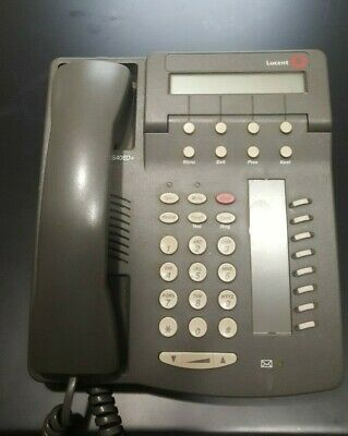 AT&T/ Lucent/ Avaya Euro Partner 18D Business phone