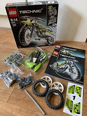 8e755240 Pleats En Lego 8291 Boks Technic Bike Dirt Brand New Minor 0mnvN8w