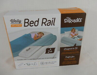 Wally The Shrunks Inflatable Bed Rail with Pump