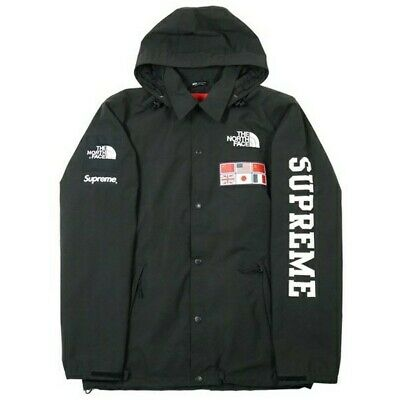 44d1aab557977 SUPREME X THE North Face Patch Set Jackets Fleece Backpack sew on ...