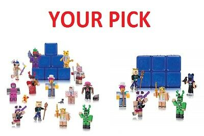 ROBLOX SERIES 2 Celebrity Blue Mystery Boxes, YOU PICK w