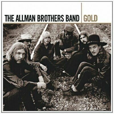 The Allman Brothers Band - Gold - 2CDs Neu & OVP -  Best Of / Greatest Hits