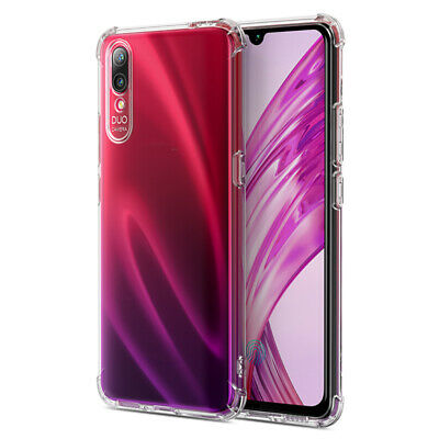 For Samsung Galaxy A10 Case S10 5G A20 A30 A50 A70 Soft Clear Slim Rubber Cover