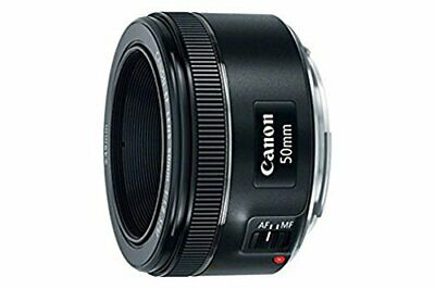 Canon EF 50 mm F1.8 STM Lens great image quality NEW