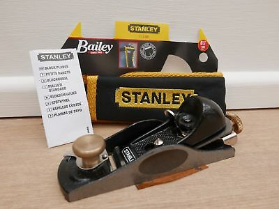 Stanley 601/2 Low Angle Block Plane With Pouch 5 12 060 512060