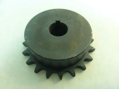 "171534 Old-Stock, Martin 08B20-3/4 Sprocket #08B, 20T, 3/4"" ID"