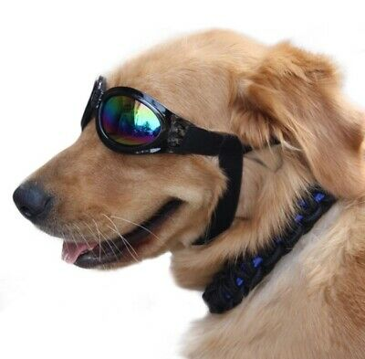 Pet Dog Sunglasses UV protection safety googles
