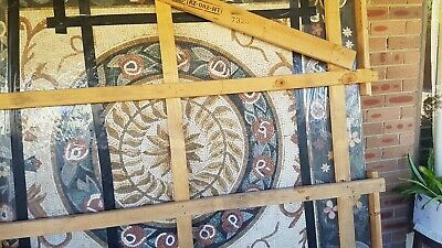 Mosaic tiles Rare Antique