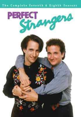 Perfect Strangers: Complete 7th & 8th Seasons (4-Disc) NEW DVD