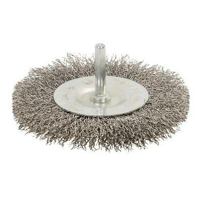 Rotary Stainless Steel Wire Wheel Brush
