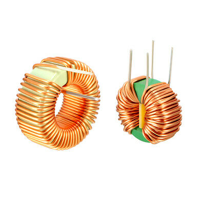 Horizontal Toroid Magnetic Inductor Monolayer Wire Wind Wound Inductance Coils