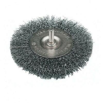 Rotary Steel Wire Wheel Brush