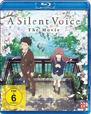 A Silent Voice [Blu-ray Disc]
