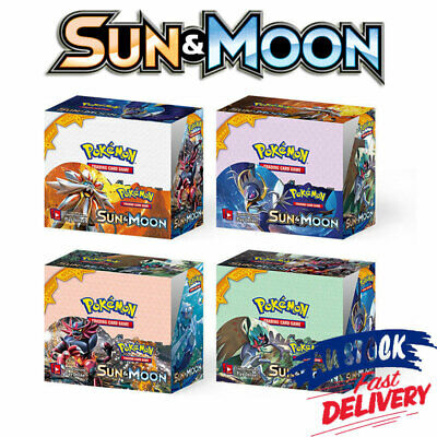 324Pcs 36 Packs Pokemon Cards Ultra Rare GX or EX Premium Pack English Edition