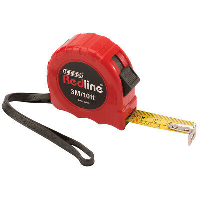 Draper 82661 Metric/Imperial Measuring Tape (3M/10ft)
