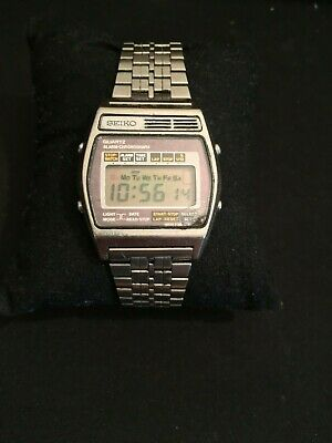 Vintage Seiko LCD Watch A158-5040