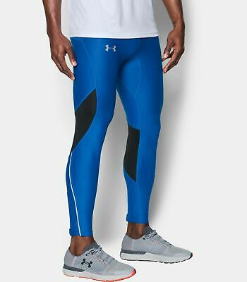 87cc6321965e9 Under Armour Mens UA CoolSwitch Compression Leggings Small 1290258 $64.99  New