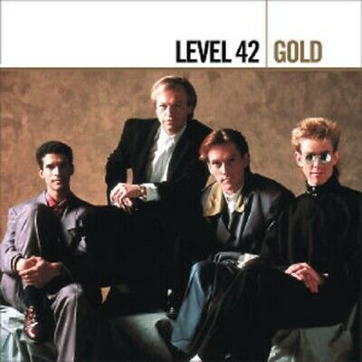 Level 42 - Gold - Best Of / 29 Greatest Hits - 2CDs Neu & OVP