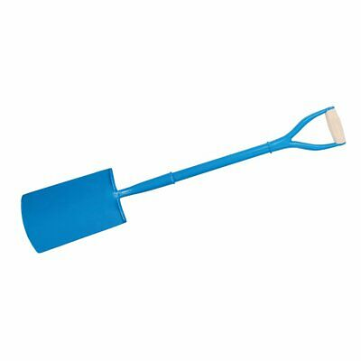 Silverline 932638 Solid Forged Treaded Digging Spade 1000 mm