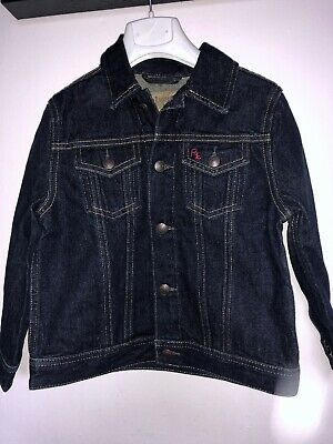 🎁Polo Ralph Lauren Boys Jeans Jacket size 5 years