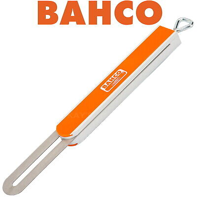 """BAHCO 250mm / 10"""" ALUMINIUM SLIDING ADJUSTABLE ANGLE BEVEL WITH STAINLESS BLADE"""