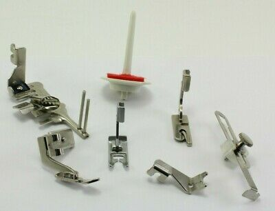 Singer Slant Shank Sewing Machines Attachment Set & Touch&Sew Vertical Spool Pin