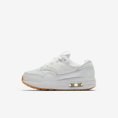 NIKE AIR MAX 1 Boys Shoes Trainers Uk Size 10 13.5 Kids