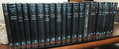 Collected Works of C. G. Jung, Hardcover, 21 Volumes, Bollingen Series XX