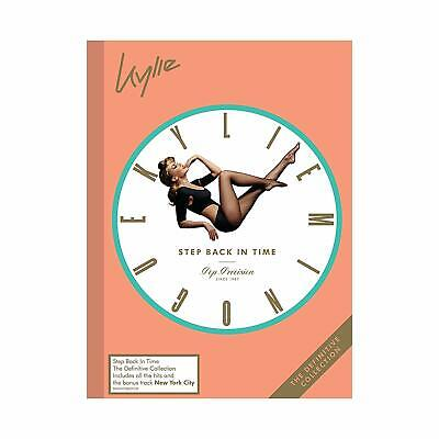 Kylie Minogue Step Back In Time The Definitive Collection Deluxe 2-Cd