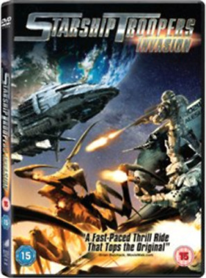 Starship Troopers: Invasion DVD NUEVO