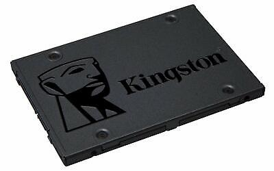 NEW Kingston SSD A400 Solid State Drive 2.5 Inch SATA3 120 GB File Transfer Fast