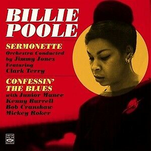 Sermonette/Confessin' The Blues - POOLE BILLIE [CD]