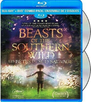 Beasts Of The Southern Wild  *New Blu-Ray+Dvd*
