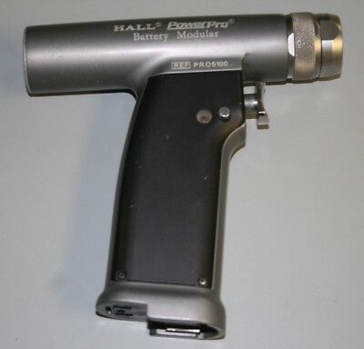 Linvatec/ConMed Pro5100 single trigger modular hand piece -excellent condition