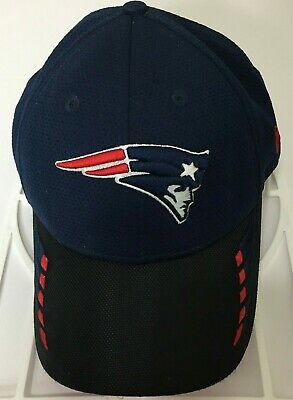 differently 9e851 61a6a New Era 9Forty NFL New England Patriots Ball Hat Adjustable O S Blue Black  Visor